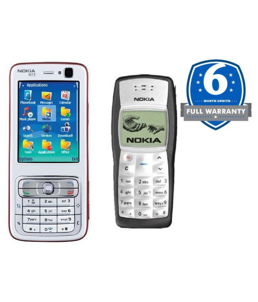 Camolinz Buy Nokia N73 Get Nokia 1100 Refurbished Blue
