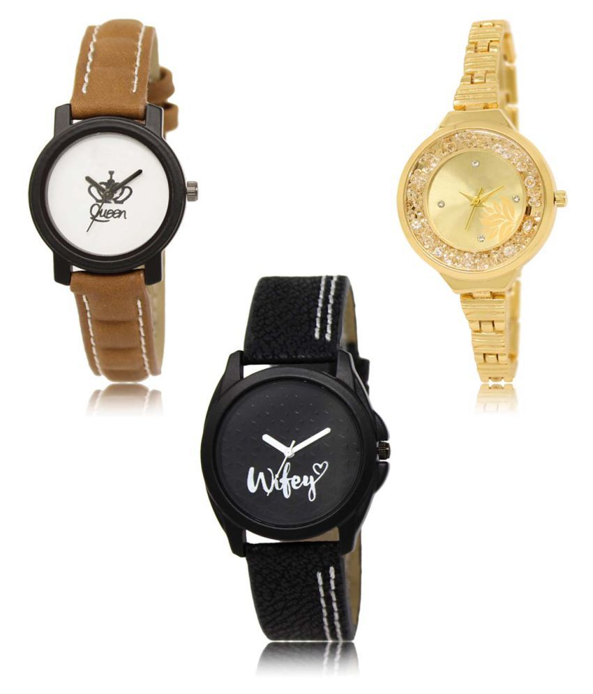 Analog Exclusive Mens Watches Combo of 3 LR209-224-234