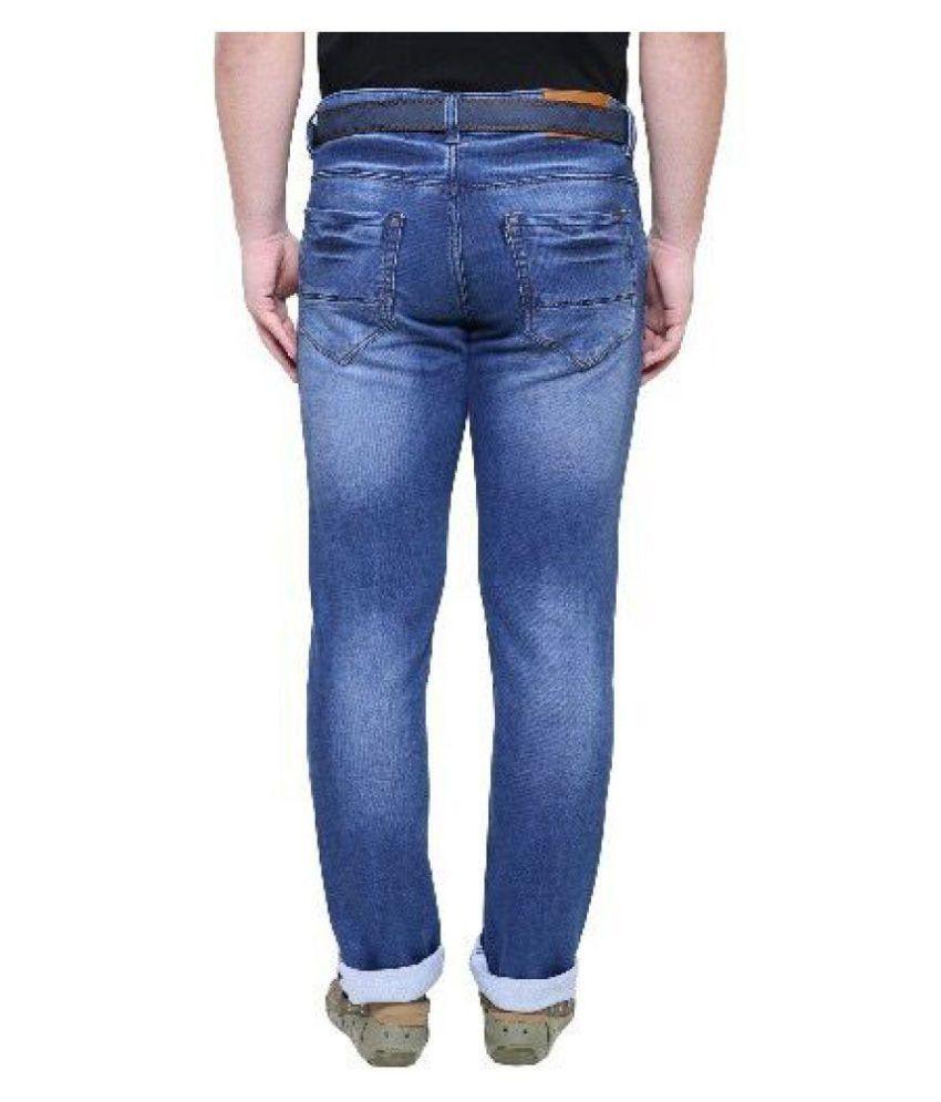 Sparky Blue Slim Jeans