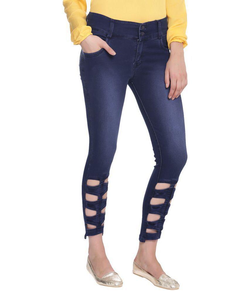 Stanvee Denim Jeans - Blue