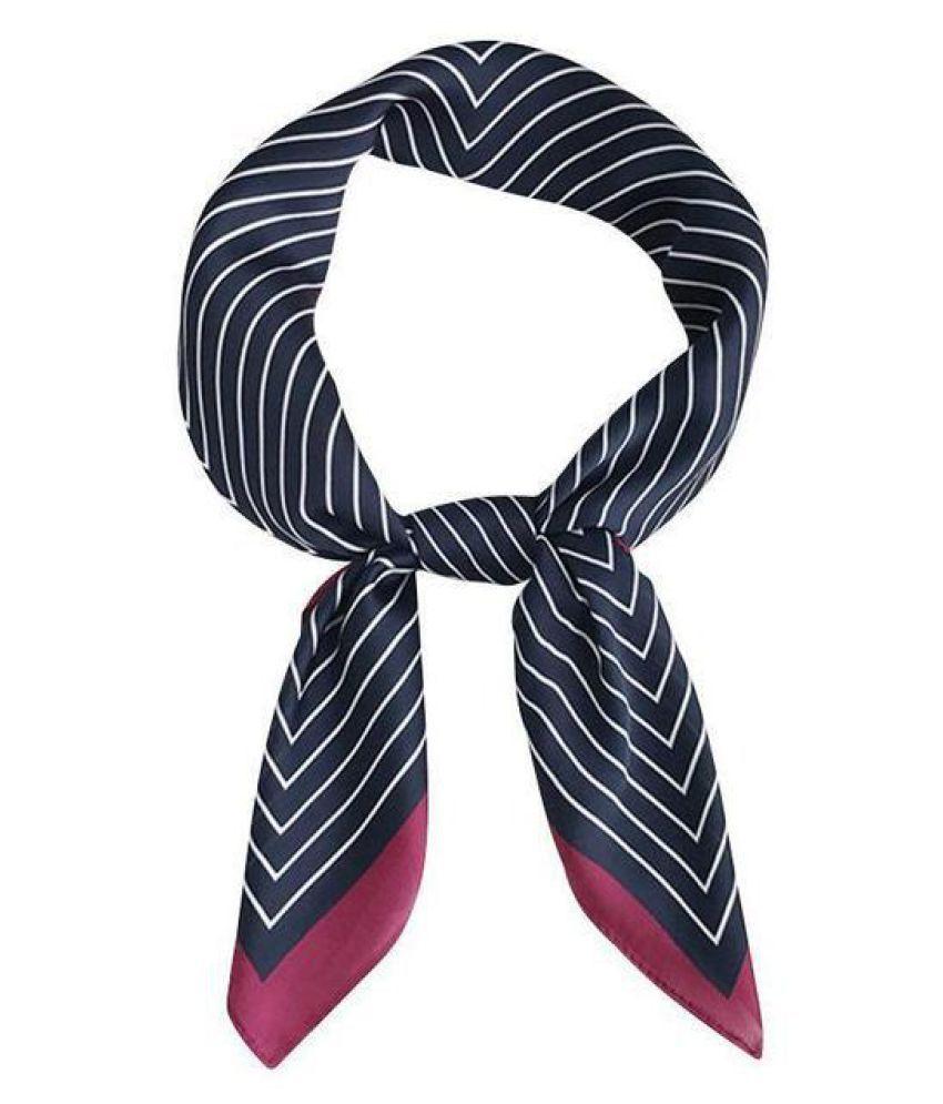 Generic Multi Abstract Silk Necktie
