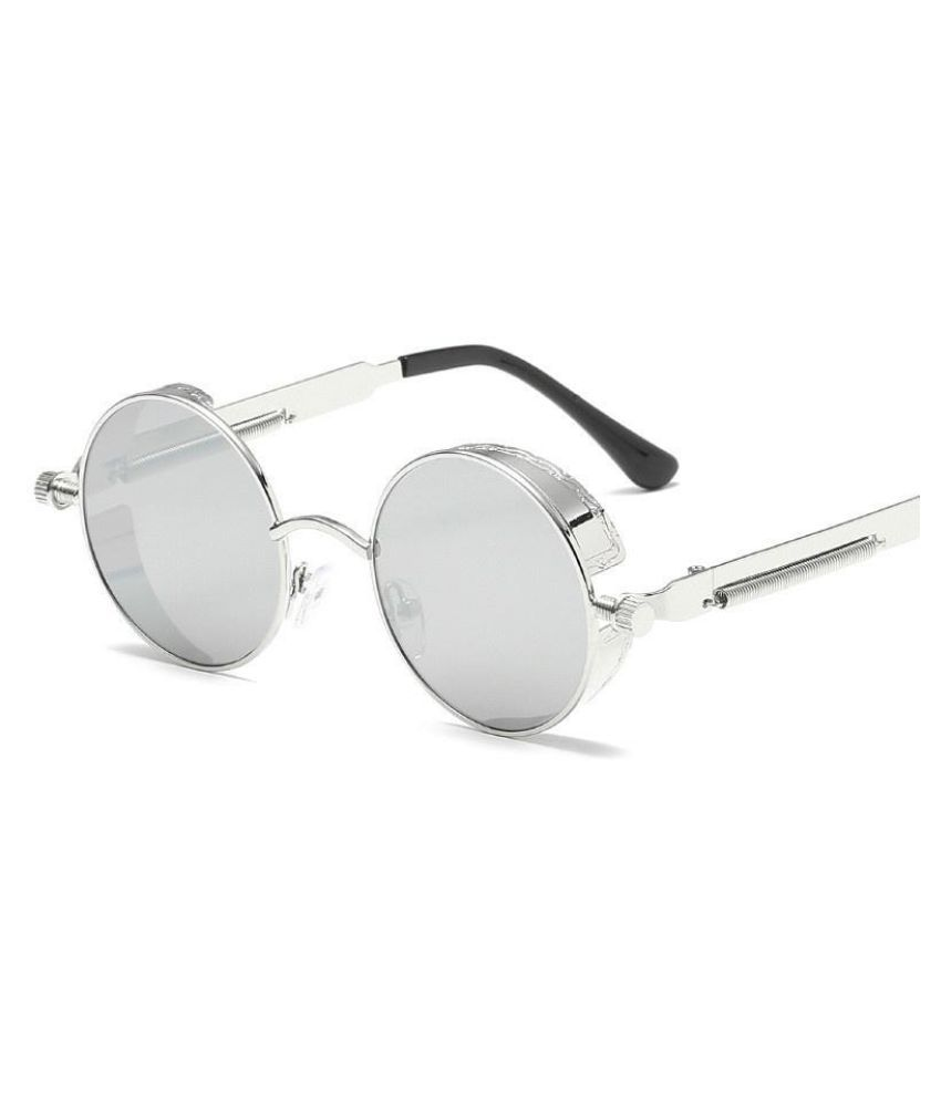 Generic Silver Round Sunglasses ( unknown )