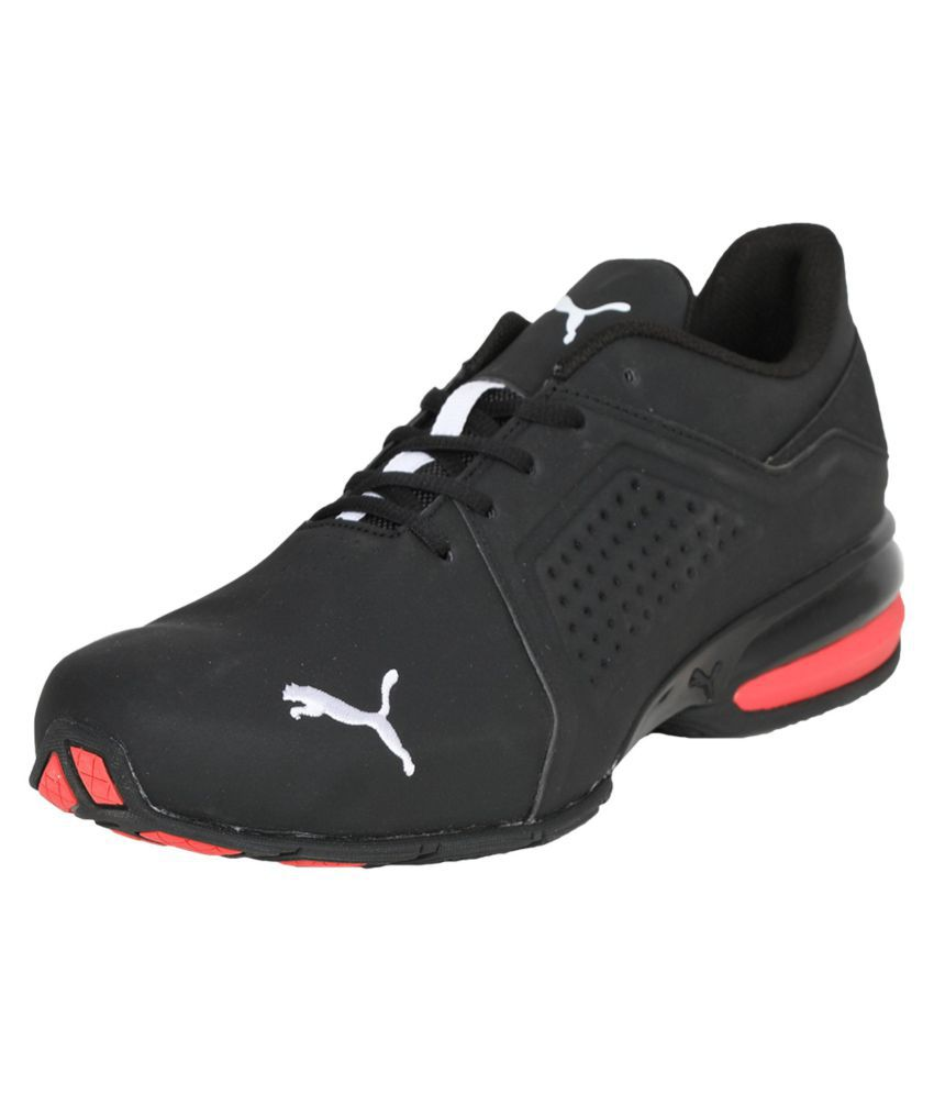 0c82d0ad496 Puma Outdoor Black Casual Shoes - Buy Puma Outdoor Black Casual Shoes  Online at Best Prices in India on Snapdeal