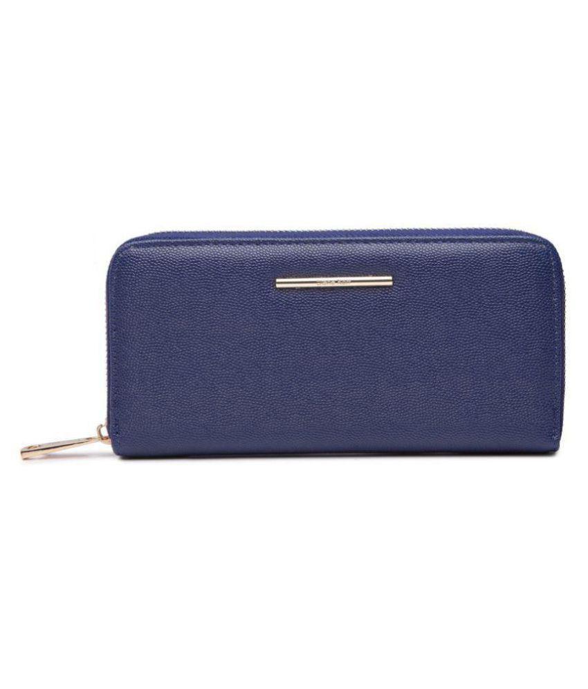 Diana Korr Blue Wallet