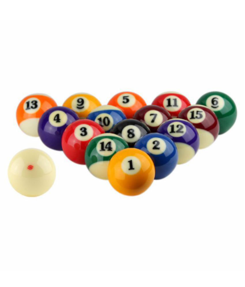 Tremendous Iris Pool Table Billiard Ball Set 5 2 Cm Home Interior And Landscaping Ponolsignezvosmurscom