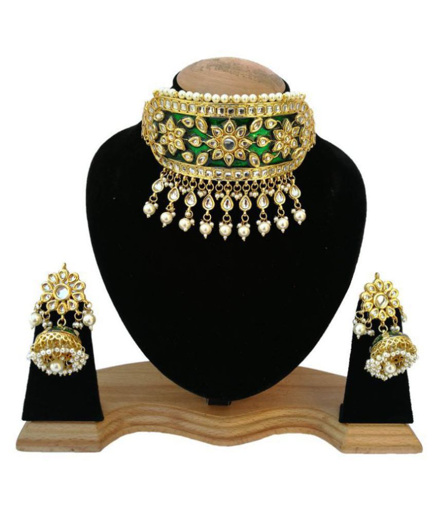 finekraft Necklaces Set