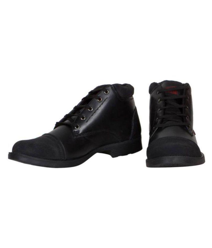 Provogue Black Casual Boot