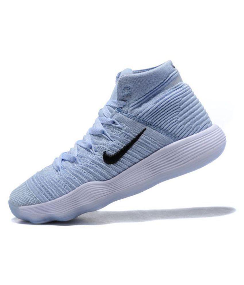 d7dcf337f3882 Nike HYPERDUNK 2018 FLYKNIT White Basketball Shoes - Buy Nike ...