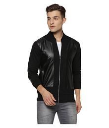a90494c78e25 Black Mens Jackets  Buy Black Mens Jackets Online at Low Prices on ...