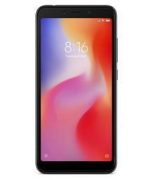 Redmi REDMI 6 ( 32GB , 3 GB ) Black