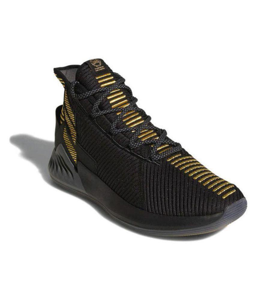 Adidas Original S D Rose 9 2018 Ltd Black Basketball Shoes Buy