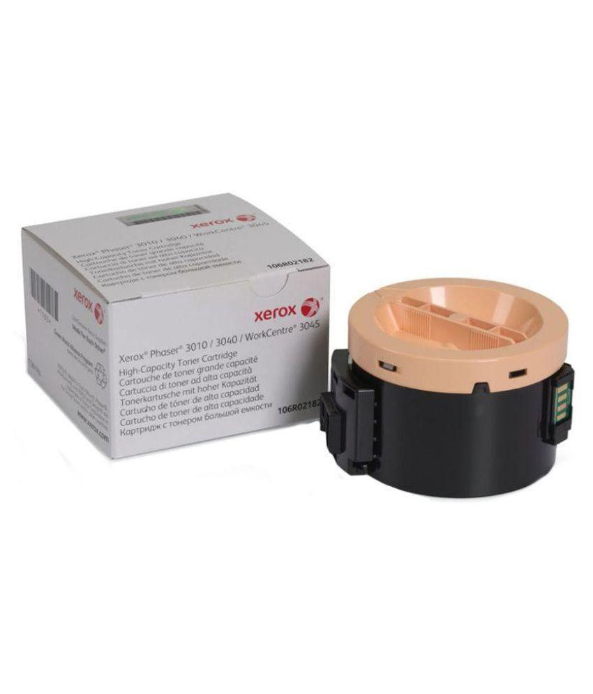 HV Xerox 3010/3040/3045 Black Single