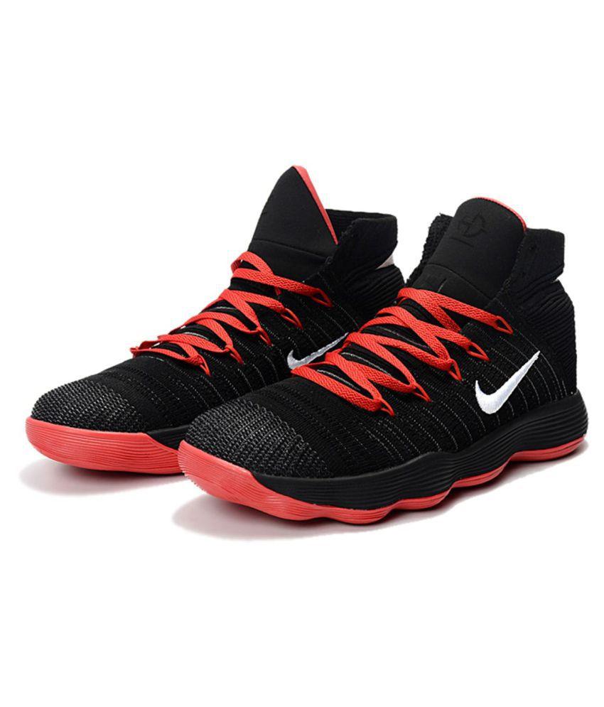 f2aba30bf7c7 Nike HYPERDUNK 2017 FLYKNIT Black Basketball Shoes Nike HYPERDUNK 2017  FLYKNIT Black Basketball Shoes ...