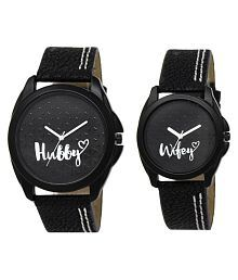 b386cbbadf Couples Watches - Buy Watches (वॉचेस) For Couple, UpTo 90% OFF ...