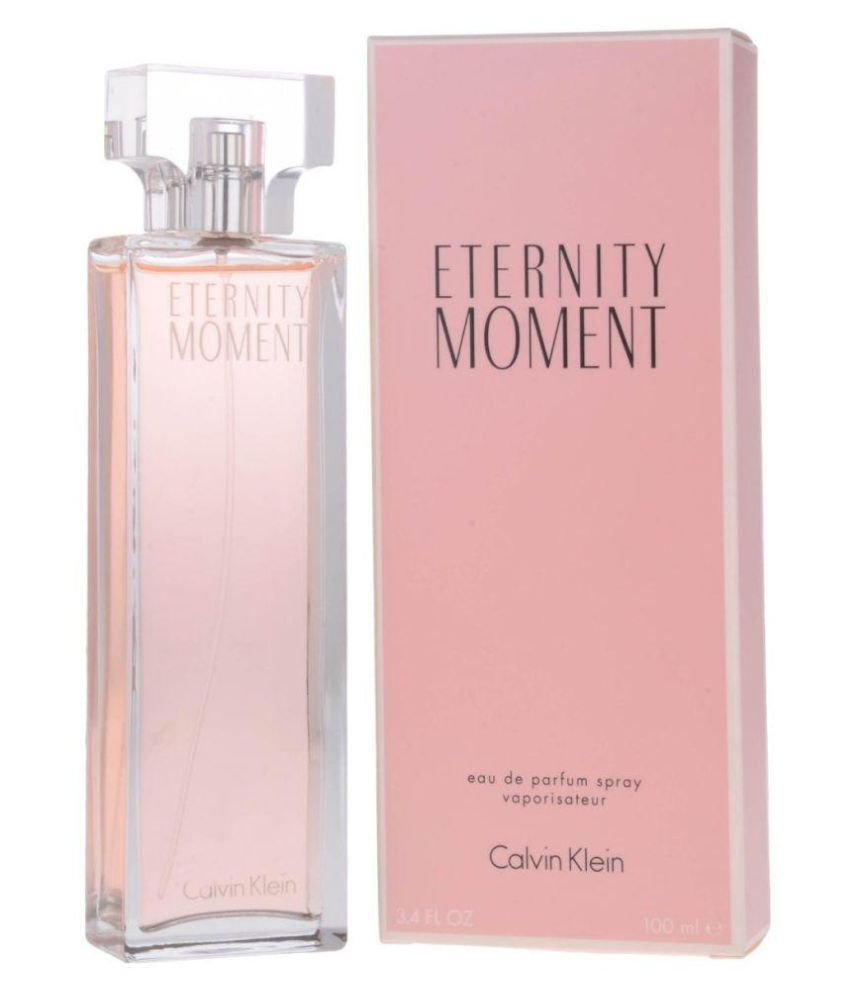 Perfume For Eternity Ck Ml Women Moment 100 n0wkPO