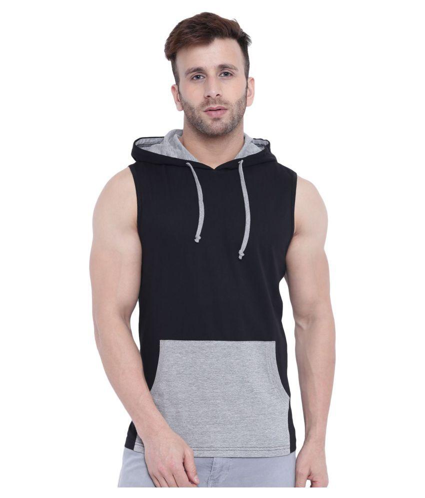 Gritstones Multi Sleeveless T-Shirt Pack of 1