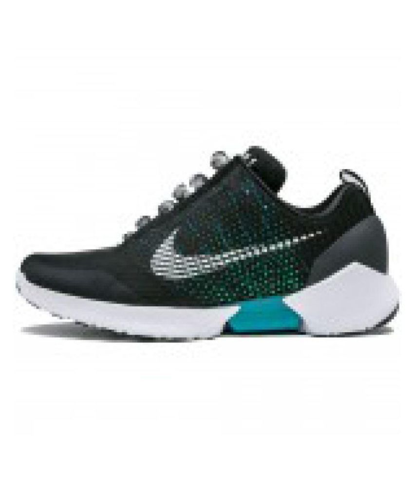 innovative design 4d56f 93e2a Nike HYPERADAPT 1.0 BLUE LAGOON Running Shoes Black  Buy Online at Best  Price on Snapdeal