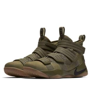 Nike Lebron X11 Soldier SFG CAMO Green