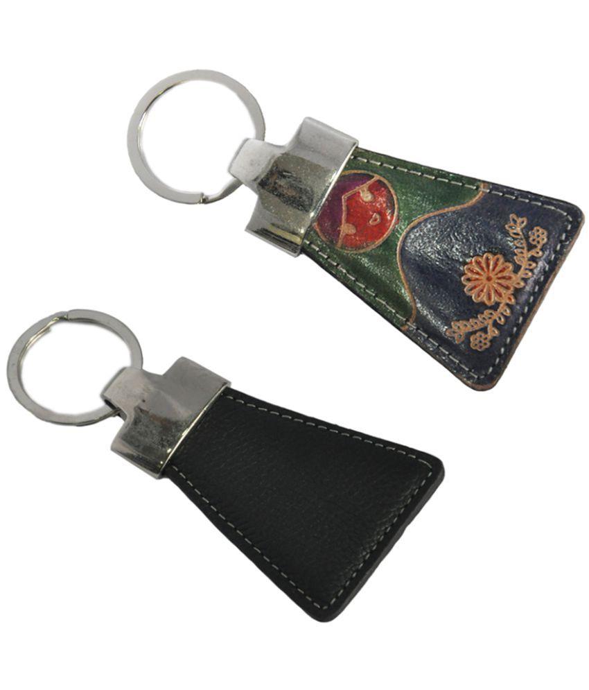 Hide&Sleek Key Chain