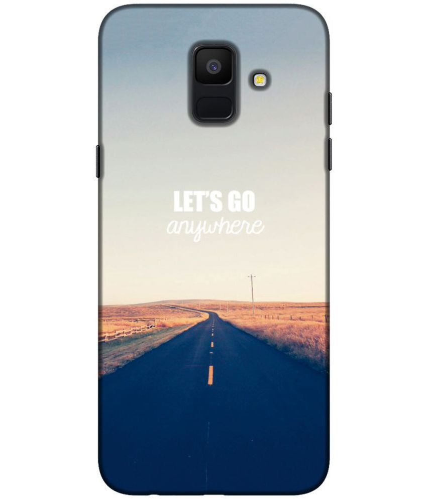 Samsung Galaxy J6 3D Back Covers By Printland