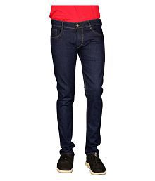 low priced b95e9 9e565 Slim Jeans: Shop Men's Slim Fit Jeans Online at Snapdeal