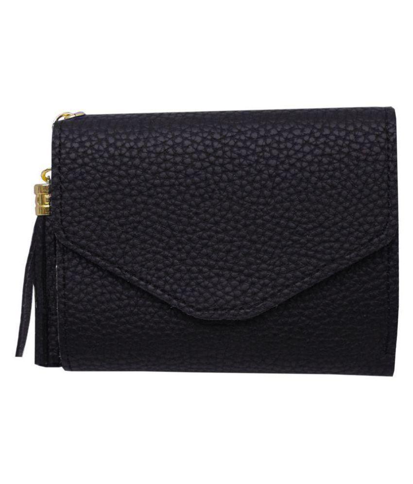 Jm Black Wallet