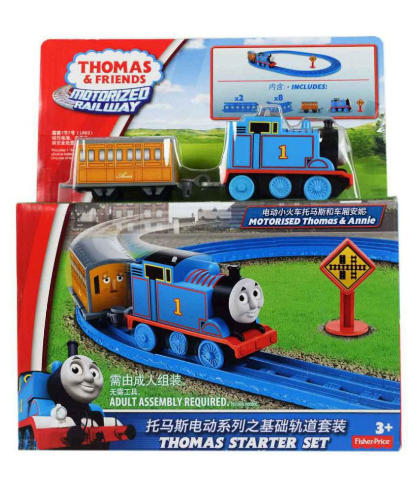 4c5f169cddb7 Fisher Price Thomas and Friends Starter Set, Multi Color