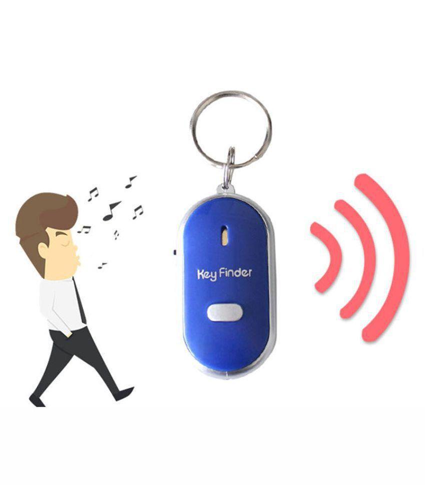 Kamalife Sound Control Key Finder Key Chain Electronic Gifts