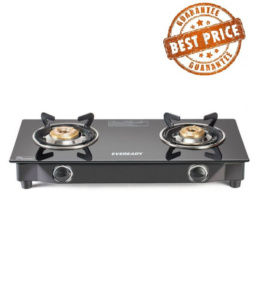 eveready gs cs2b 2 burner manual gas stove price in india buy rh snapdeal com