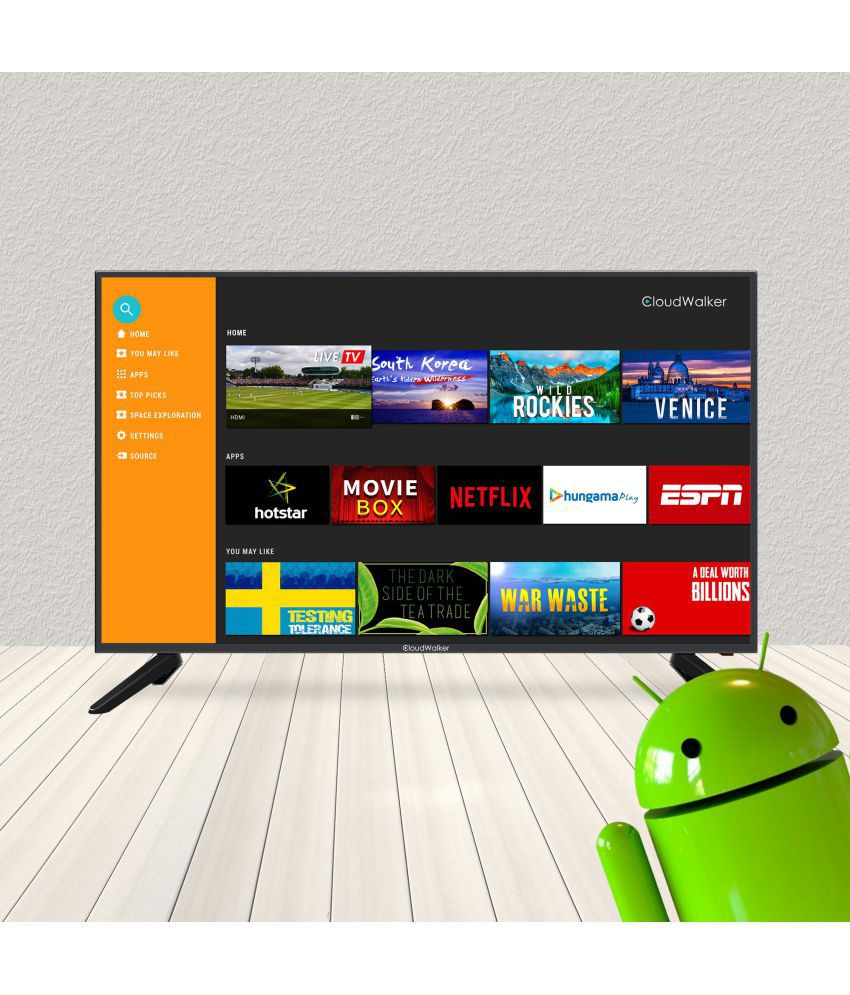 Full Hd Led Buy Cloud Oror Samsung Ua40j5000 Tv 40 Inch Cloudwalker 43sf04x 109 Cm 43 Smart Black