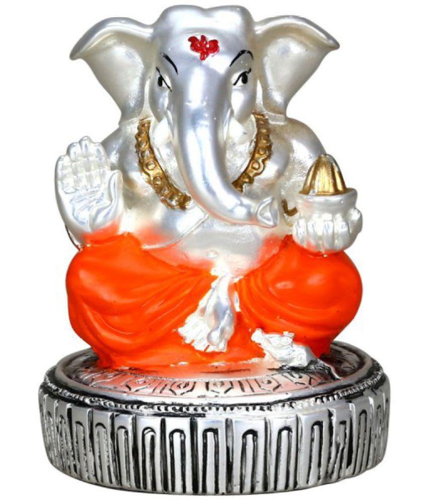 CS Jewellers Ganesha Marble Idol