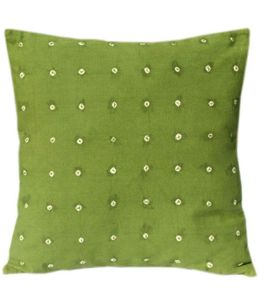Sriam Single Cotton Cushion Covers 40X40 cm (16X16)