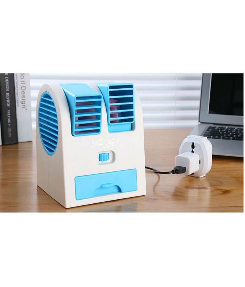 vizio mini portable dual bladeless small air conditioner water air rh snapdeal com