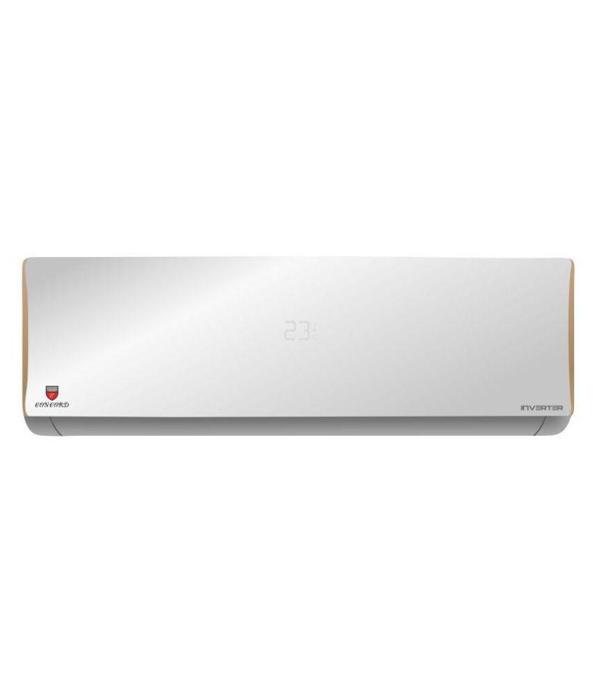 Concord 1.5 Ton 3 Star Inverter R410a Split Air Conditioner