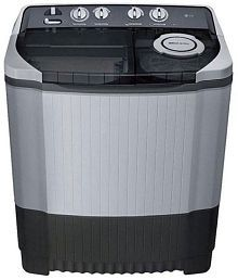 LG 8 Kg P9039R3SM Semi Automatic Semi Automatic Top Load Washing Machine