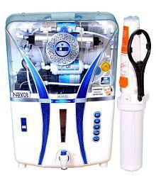 NEXUS PURE ALKALINE 14 Ltr ROUVUF Water Purifier