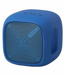 Portronics Bounce POR-952 5W Portable Bluetooth Speaker with FM & USB/Pendrive option (Blue)