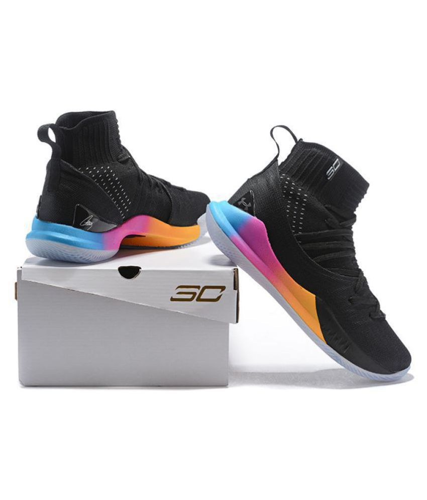 best service 25d50 f1f6c Under Armour CURRY Black Basketball Shoes Under Armour CURRY Black  Basketball Shoes ...