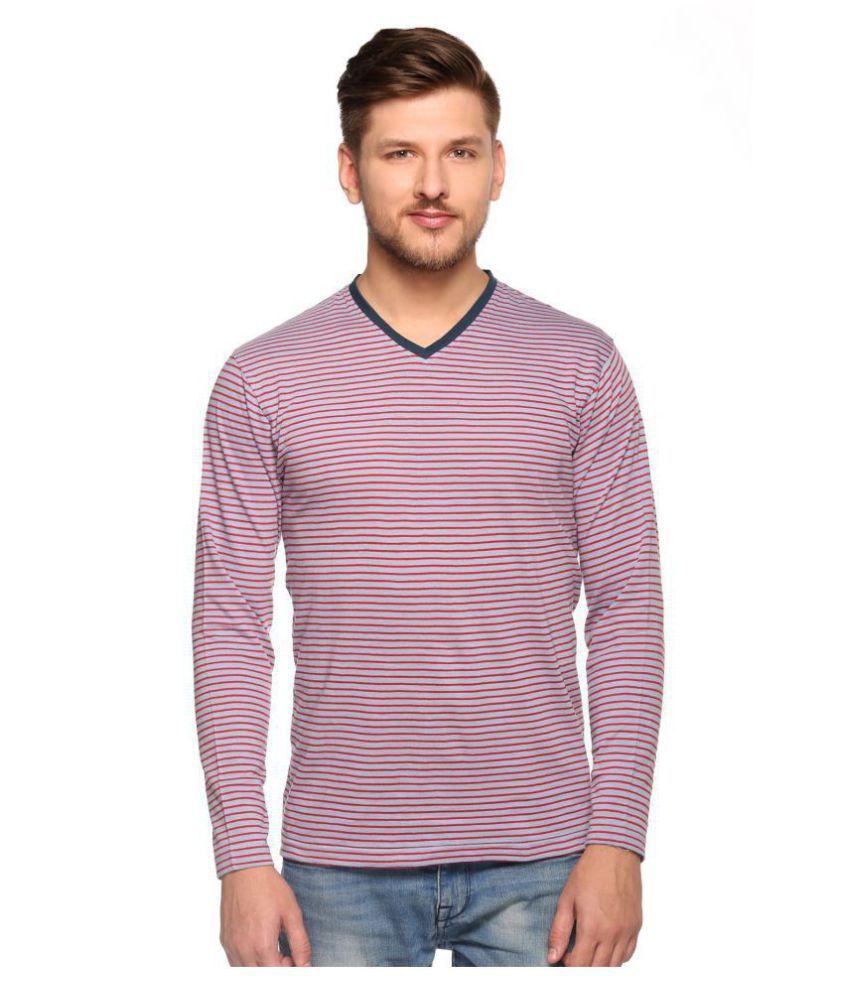 Club York Multi Full Sleeve T-Shirt