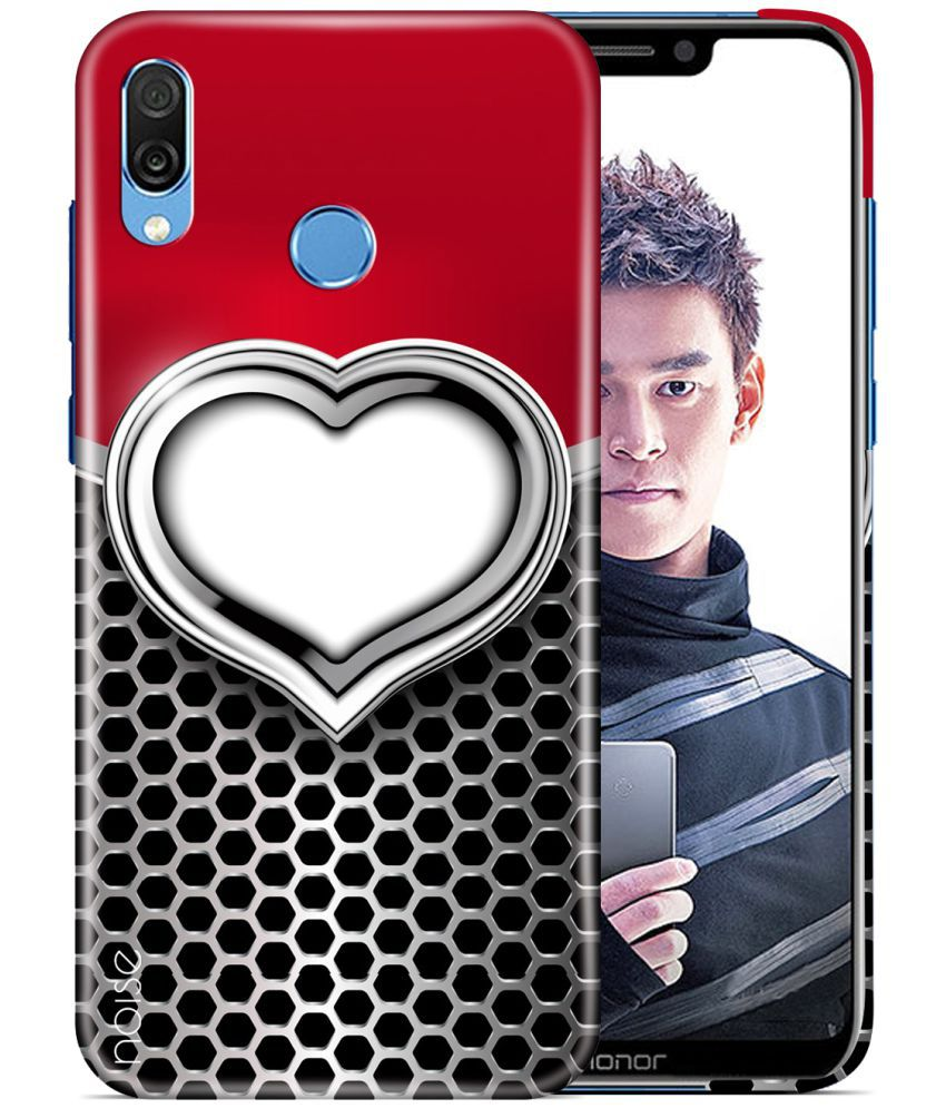 best value 0284d 0d34d Honor Play Printed Cover By Noise