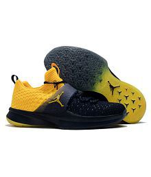 Nike Yellow Running Shoes