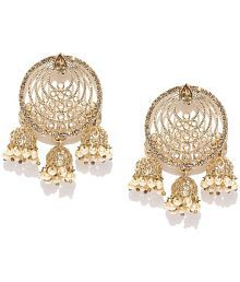 Zaveri Pearls Earrings Buy Zaveri Pearls Earrings Online