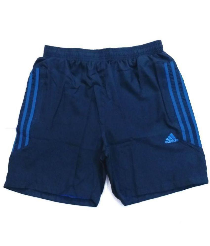 ADIDAS STYLE Blue Shorts