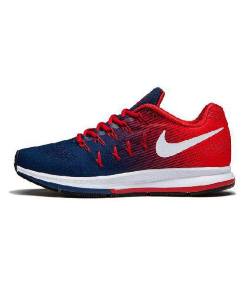 abae5ac89f241 NIKE BRAND Red Running Shoes - Buy NIKE BRAND Red Running Shoes Online at  Best Prices in India on Snapdeal