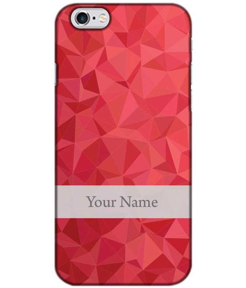 Apple iPhone 6S 3D Back Covers By Printland