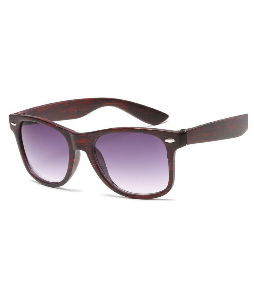 Generic Red Round Sunglasses ( unknown )