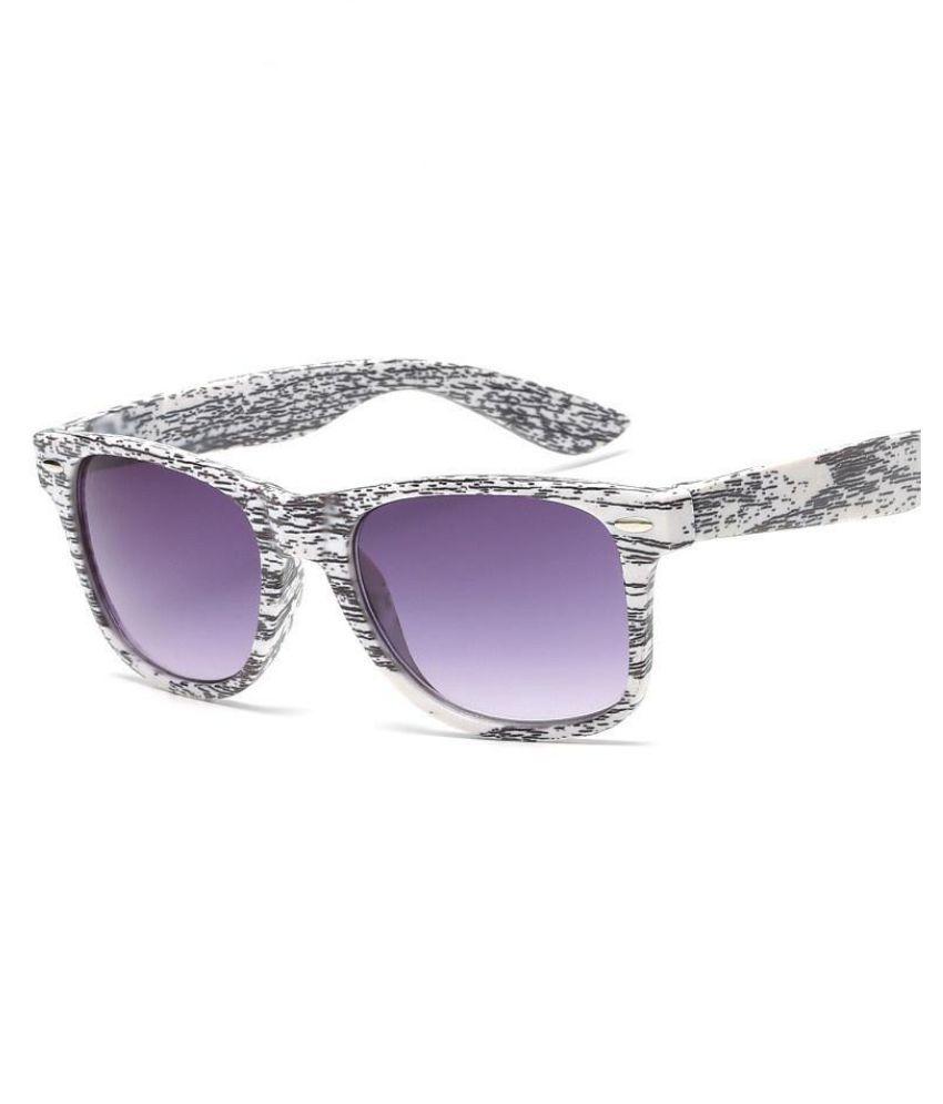 Generic White Round Sunglasses ( unknown )