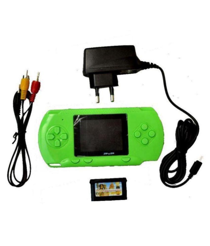 POWERNRI Digital PVP Play Station 3000 Games  (GREEN) ( PSP )