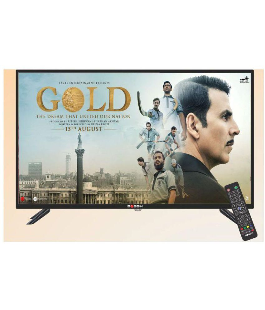 Bossh S-4916D SMART 123 cm ( 49 ) Smart Ultra HD (4K) LED Television