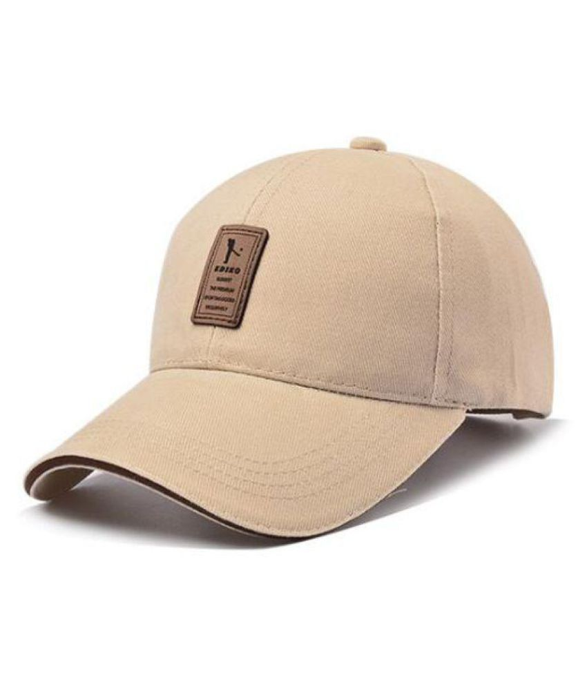 Gange Gray Graphic Polyester Caps